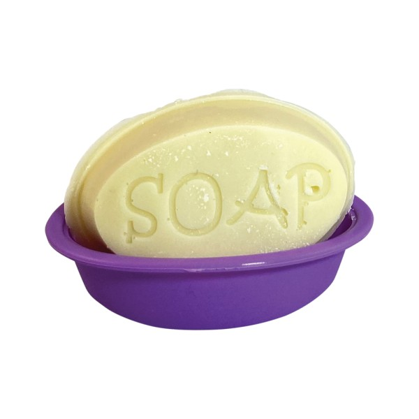 Silikongießform Soap